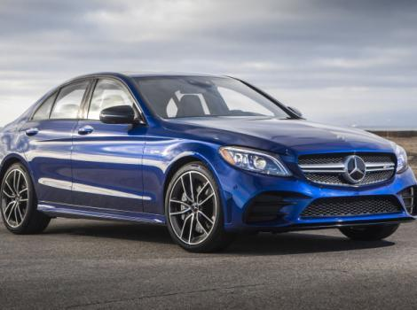 2021 mercedes benz c300 lease special