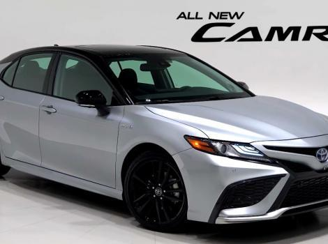 2021 toyota camry le lease special