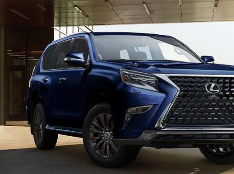 2021 lexus gx lease special