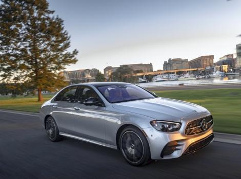 2021 Mercedes Benz E350 lease special