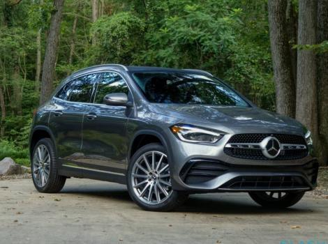 2021 Mercedes Benz GLA Lease special