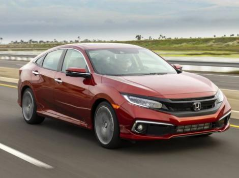 2021 honda civic lease special