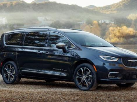 2021 chrysler pacifica lease special