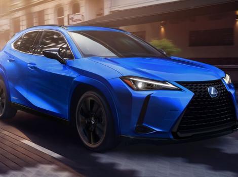 2021 lexus ux250 hybrid hybrid lease special | new car